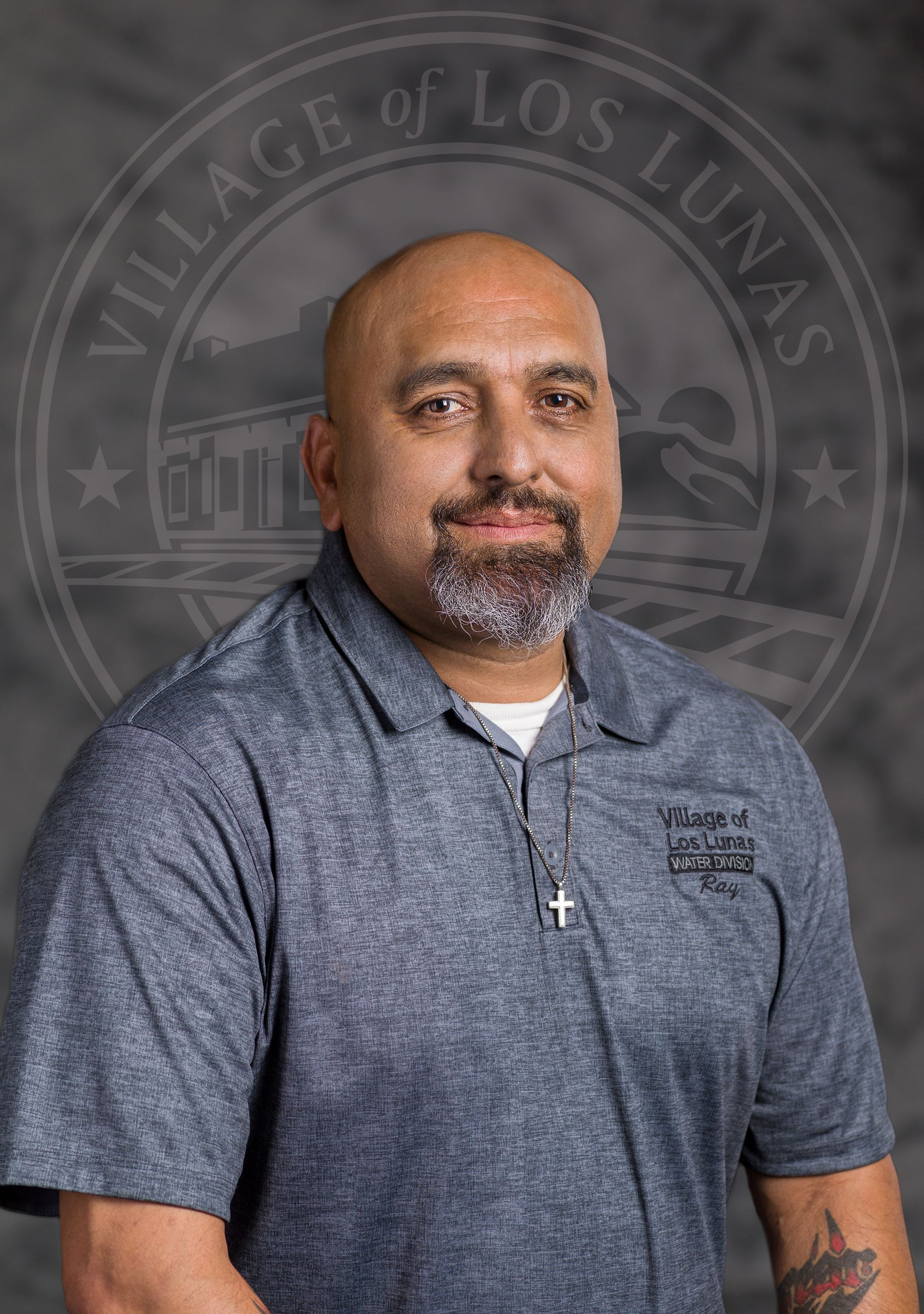 Ray Vigil, Water/Sewer Superintendent