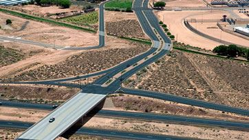 Los Lunas I-25 Interchange Spotlight