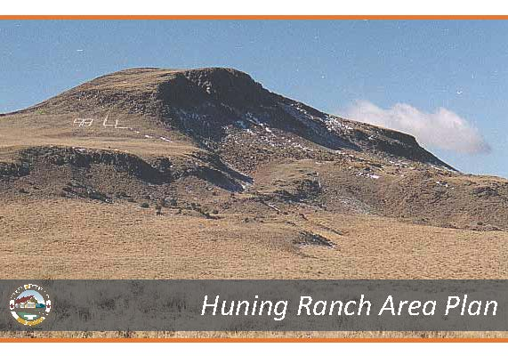 Huning Ranch Area Plan