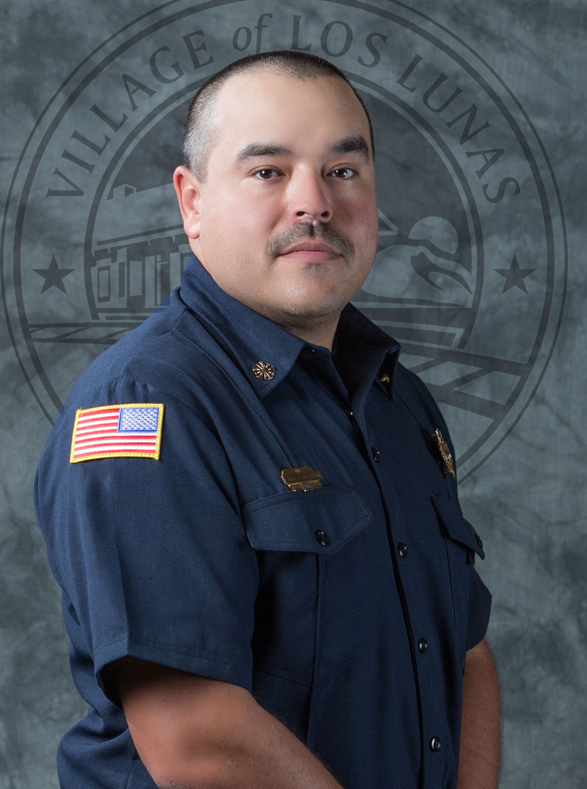 John Gabaldon, Fire Chief